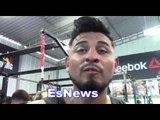 Abner Mares Message To Leo Santa Cruz- EsNews Boxing