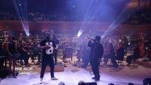 """ARSENIK : """"Boxe avec les mots"""" (live @ Hip Hop Symphonique) #HHSYMPHONIQUE"""