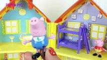 Anniversaire porc Peppa surprise