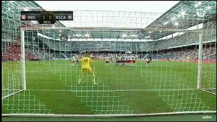 Nicolae Stanciu Goal HD - Salzburg 3 - 1 Anderlecht - 07.07.2017 (Full Replay)