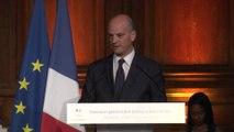 Concours général des lycées et des métiers 2017 : discours de Jean-Michel Blanquer