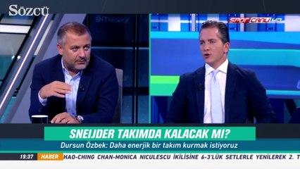 Mehmet Demirkol'dan Wesley Sneijder yorumu