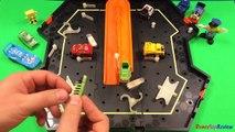 Y coche coches para de relámpago película radiador muelles juguetes Disney mater mcqueen
