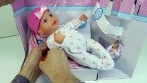 Et bébés bébé changer couche poupée boissons alimentation caca dunettes vidéo eau humidifie pipis