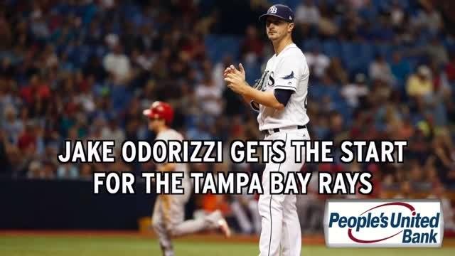 Red Sox Vs. Rays Lineup: Drew Pomeranz Takes The Mound
