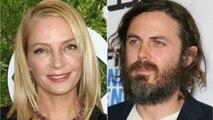 Uma Thurman and Casey Affleck Honored at the Karlovy Vary Film Festival