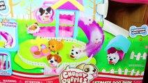 Joufflu ré chien géant jouer caca caca chiots jouets en marchant Popping doh pooping doh