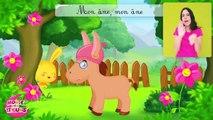 La comptine du cheval - chansons à gestes pour les enfants - Titounis La comptine du cheval - chansons à gestes pour les enfants - Titounis