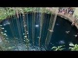 Sigue el saqueo de tesoros mayas en el Cenote Sagrado de Chichén Itzá