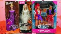 Halloween Barbie Costumes Toy Review. DisneyToysFan. , Animated Movies cartoons 2017 & 2018 , animated cartoons  2017 & 2018