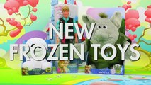 New Frozen Toys - Snowgie Chatterback, Kristoff Doll & Inside Out Troll. DisneyToysFan , Animated Movies cartoons 2017 & 2018 , animated cartoons  2017 & 2018