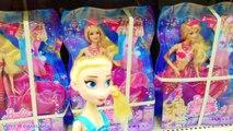 Gelé ☆ ☆ poupées poupées poupées Elsa Anna ☆ ☆ Barbie, Disney Princess.