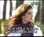 Nacha pop - Chica de ayer (Karaoke)