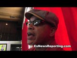 Virgil Hunter on Karim Mayfield vs Danny Garcia Karim is a problem for anyone he faces