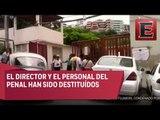 Identifican a responsables del enfrentamiento en Penal de Acapulco