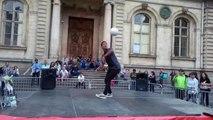 Wiwi freestyle ball //Dj Street Style feat Vanessa Mae Euphoria// Show in Lyon