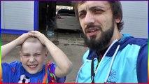 Lancier Nouveau Vlog mon père une voiture manuelle lavage de voiture en libre-service Ufa mitsubishi x