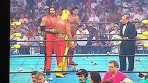 nWo - 7/7/96 - Hulk Hogan Turns Heel - WCW - WWF - Scott Hall & Kevin Nash - Bash At The Beach