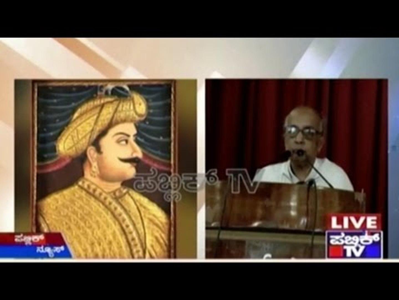 Tipu Sultan Is A Religious Bigot