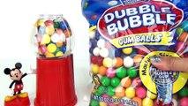 Balle Bonbons les couleurs distributeurs gomme Apprendre vie souris de de animaux domestiques Disney mickey minnie secret tuy