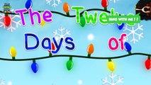 Et enfants Noël journées amour Paroles de de chanter chanson à Il douze avec Carol
