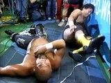 [AJPW] Genichiro Tenryu (c) vs. Keiji Mutoh - Triple Crown Championship 06/08/01