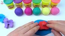 Et les couleurs crème Créatif pour amusement amusement de la glace enfants Apprendre moules garderie jouer avec Doh animal popsicle