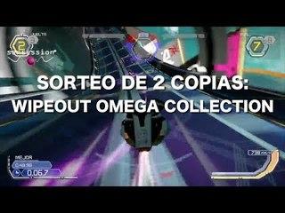 SORTEO 2 copias de WIPEOUT OMEGA COLLECTION!!