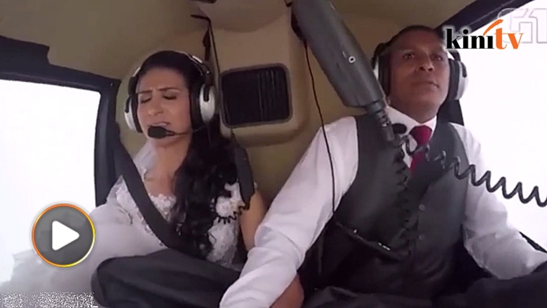 Bride, three others killed in helicopter crash on the way to wedding in Brazil