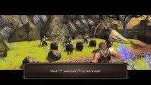 Untold Legends Dark Kingdom Gameplay (PS3)