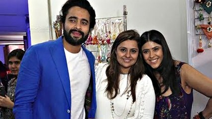 Ekta Kapoor and Jackky Bhagnani Attend  Ruchika Fest 2017