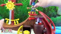 Jelassi casserole visite et pirates lego les jouets de pan visite peter peter peter