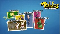 Rabbids Go Home - Character Featurette #4 - Dogs [INT]