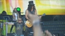 Guns N' Roses met le Stade de France au hard rock - Musique