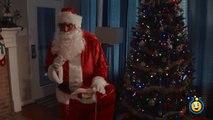 Robos juguetes de santa Noel Navidad sorpresa juguetes para Niños en mierda broma y caliente rueda