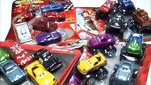 Des voitures faire et et sinistre Cars 2 jouets Flash McQueen KINDER 2 avec pixar disney autres amis