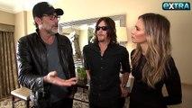 Norman Reedus & Jeffrey Dean Morgan on The Shocking 'Walking Dead Season 7 Premiere