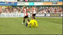 Bilal Basacikoglu Goal HD - Lisse 0 - 1 Feyenoord - 08.07.2017 (Full Replay)