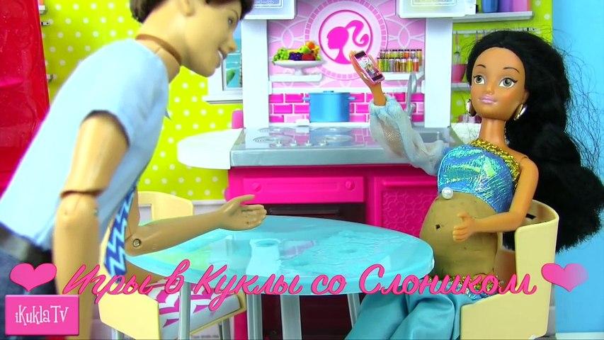 Jeunes filles pour Jeu bébé volé poupée Barbie Steffi naissance mère enceinte vidéos fille