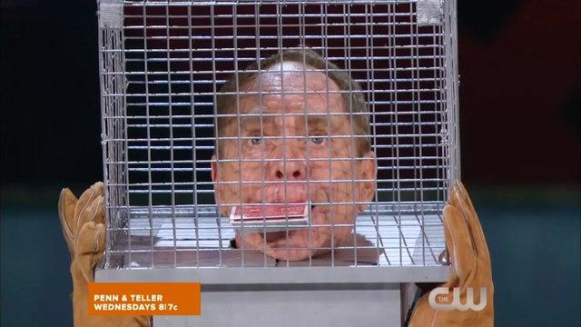 Penn & Teller: Fool Us Season 4 Episode 1 - Penn & Teller Teach You a Trick  Full Stream in HD