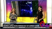 Woman Who George Lopez Attacked During Comedy Show Speaks Out