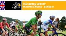 The ŠKODA green jersey minute - Stage 8 - Tour de France 2017