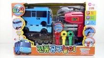 Автобус мало в Инструменты игрушка Тайо Тайо поймать автобус, поймать немного электроинструменты играть ち び っ 子 バ ス タ ヨ машинки игрушки тайо