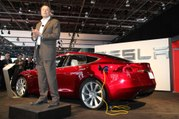 Elon Musk's Big Gamble Tesla Set To Roll Out New $35,000 Electric Car TODAY
