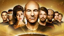 Star Trek: The Next Generation Gets Two 30th Anniversary Posters by Artist Dusty Abell