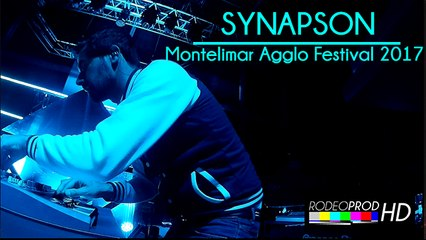 Synapson - Montélimar Agglo Festival 2017