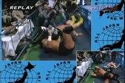 [AJPW] Genichiro Tenryu vs. Keiji Mutoh - Triple Crown Championship 04/13/02