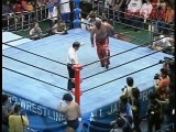[AJPW] Genichiro Tenryu (c) vs. The Great Muta - Triple Crown Championship 10/27/02