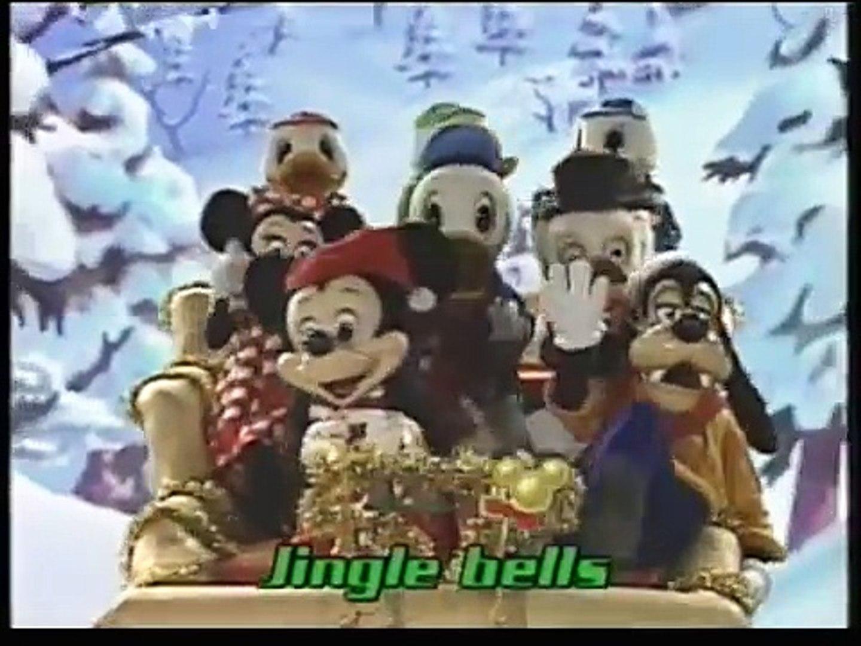 Disney Sing Along Songs Christmas Vhs.Sing Along Songs The Twelve Days Of Christmas Uk Vhs 1994