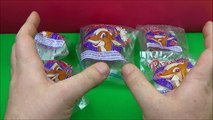 90s Commercials (1998) 1998 WENDYS RUDOLPH THE RED NOSED REINDEER KIDS MEAL SET OF 5 MOV